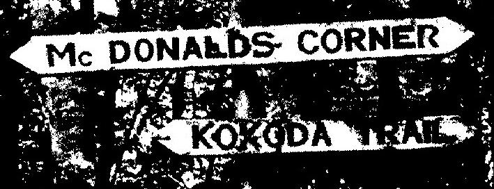 kokoda trail for dummies williams peter