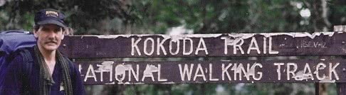 KOKODA: Track or Trail?