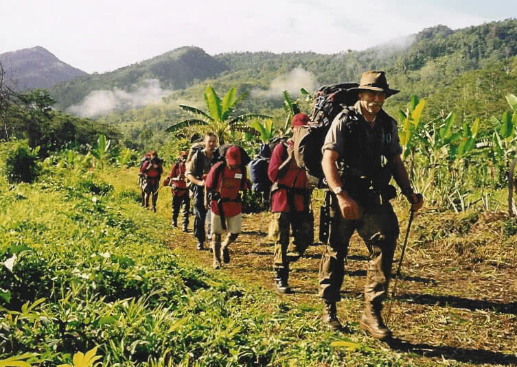 The Kokoda Trail: Environment Vs Tourism