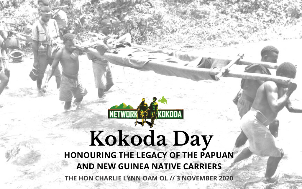 Kokoda Day: Honouring the Legacy of the Papua & New Guinea Native Carriers