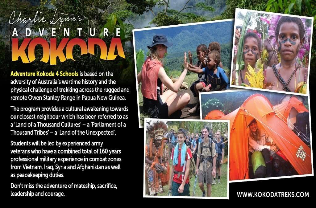Kokoda 4 Schools