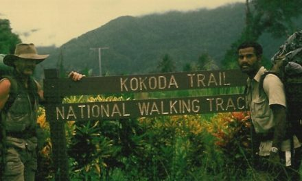 'Kokoda Trail': Time for PNG to reclaim its official name