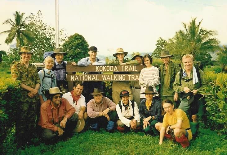 Kokoda Village 1992