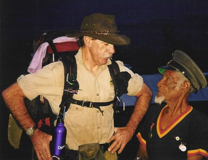 Ovoru Indiki Charlie Lynn Naduri Village 12 July 1999