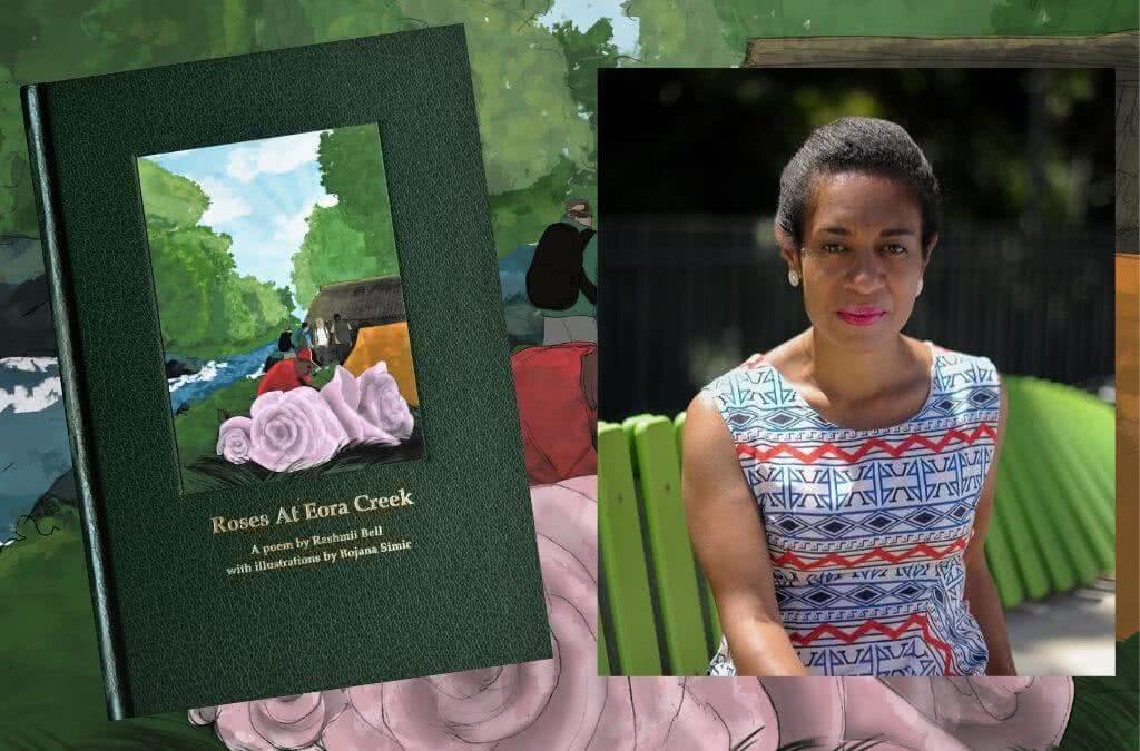 BOOK RELEASE: Roses At Eora Creek by Rashmii Bell