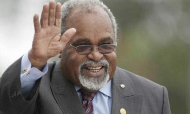 'Papa' Grand Chief, The honourable, sir michael somare GCL GCMG CH CF SSI KSG PC – tenk yu tru