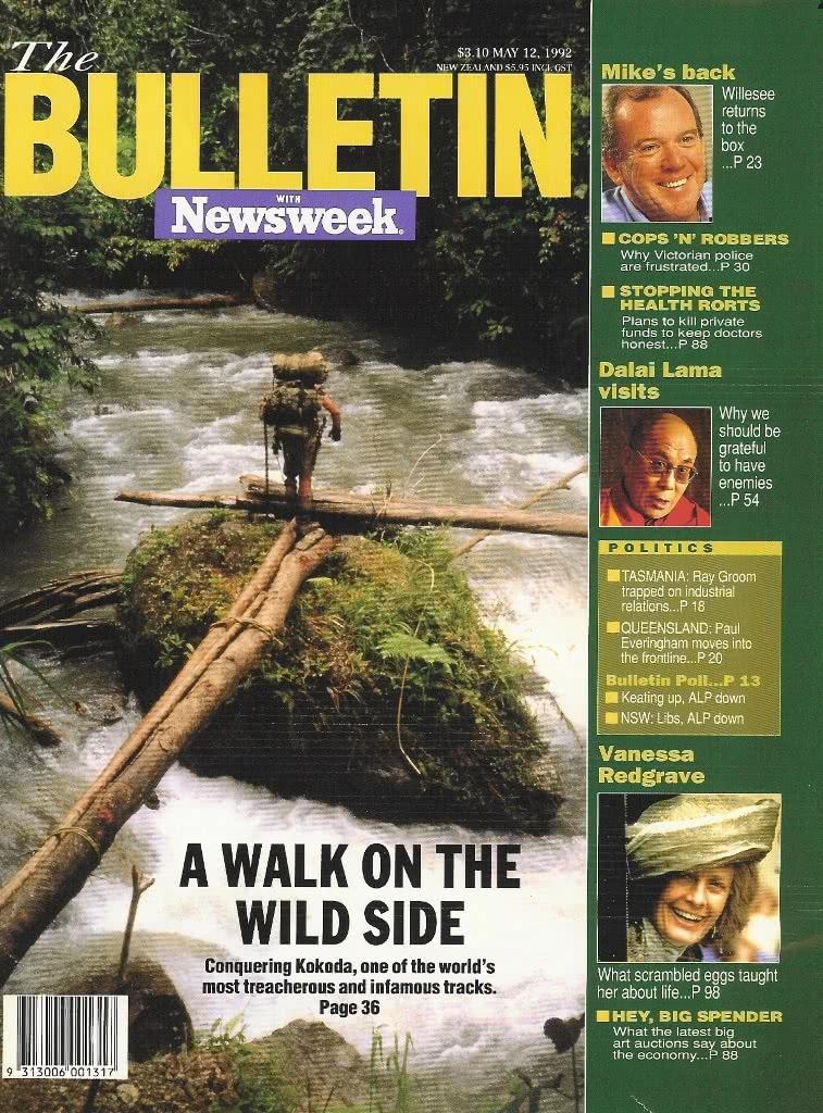 A Walk on the Wild Side – Anzac 1992