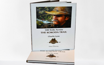 BOOK REVIEW: 100 Treks across kokoda with charlie Lynn & glenn armstrong