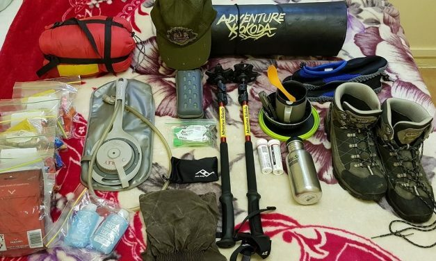 Choosing Your Kokoda Trekking Gear